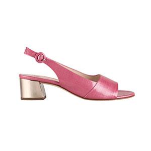 0560ec9232a1b Hogl Women's Sandals - Joy In Pink Patent
