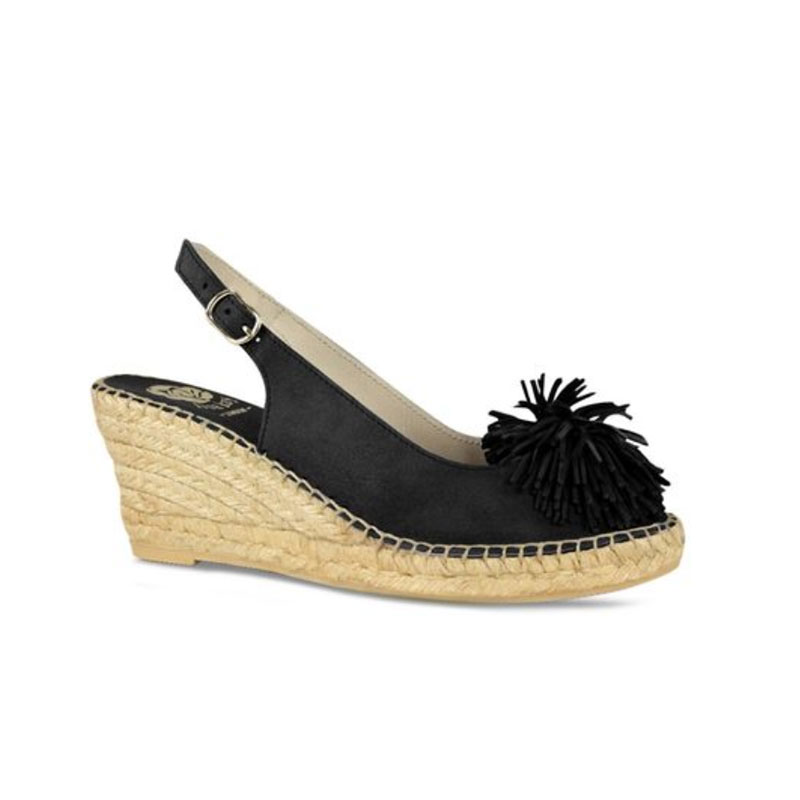 be6738cd339 Lisa Kay Shoes - Emmy - Lou In Black Suede